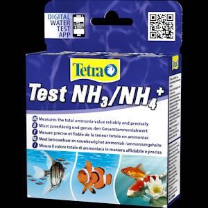 Tetra ammoniakkitesti, tippatesti akvaarioon