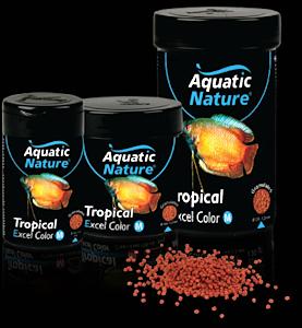 Aquatic Nature Excel Color