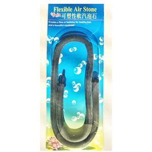 Flexible air stone