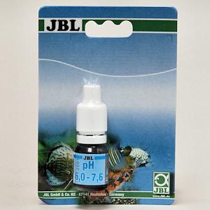 JBL ph-testi 6-7.6 täyttöpullo