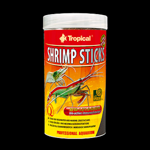 Tropical shrimp sticks