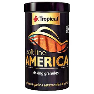 Tropicaö soft line America sinking granules