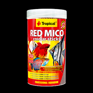 Tropical Red Mico color sticks
