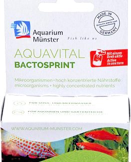 Aquarium munster bactosprint