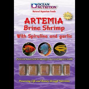 Ocean Nutrition Artemia spirlina ja valkosipuli