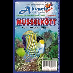 Akvario teknik pakastesimpukka