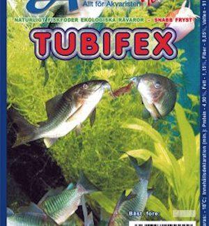 Akvarie teknik tubifex pakaste