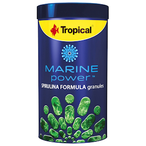 Tropical marine power spirulina formula