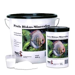 Preis discus minerals