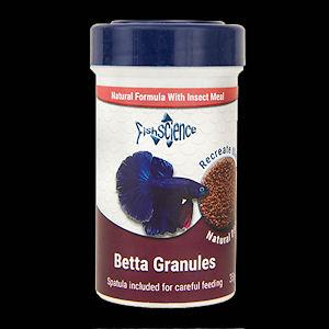 Fish Sciences Betta granules