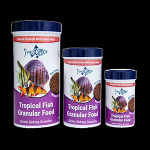 Fish Science tropical granules