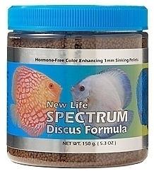 New life spectrum Discus formula
