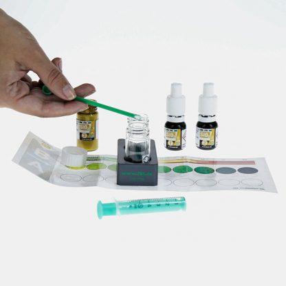JBL Proaqua silikaattitesti