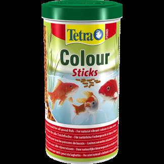 Tetra pond colour sticks