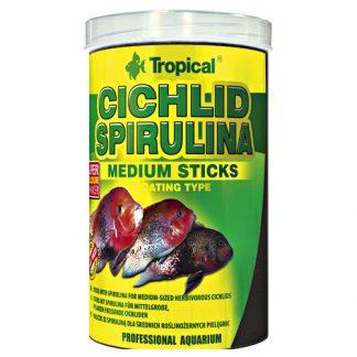 Cichlid Spirulina Medium Sticks
